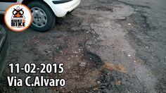 Via Corrado Alvaro - Roma 2015