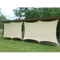Custom Sized Butterfly Edge Sun Shade Sail for Patio, Awning, Garden, Pergola or Gazebo Colors Av Pergola Swing, Metal Pergola, Outdoor Pergola, Backyard Pergola, Backyard Landscaping, Garden Gazebo, Pergola Lighting, Metal Roof, Deck Gazebo