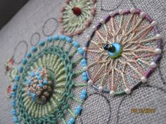 Going round in circles......Just a little more ! by Chris Richards of http://ellascraftcreations.blogspot.co.uk/