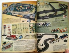 1977 Montgomery Ward Christmas Catalog..spent many hours marking what we wanted