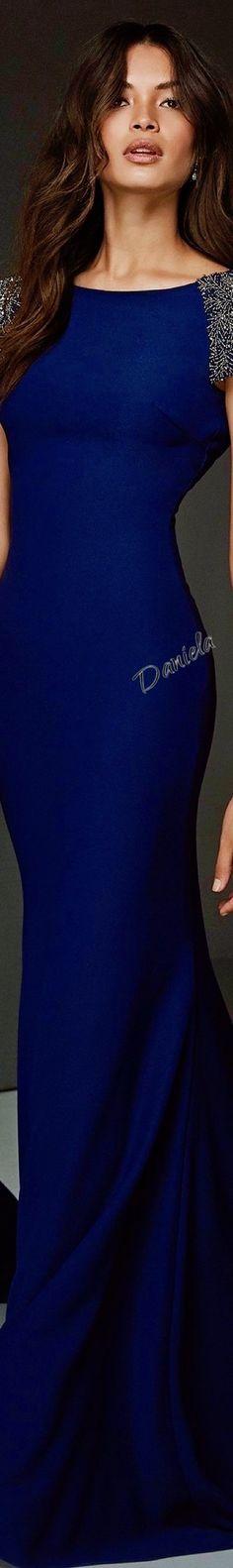 Unique Dresses, Formal Dresses, Pretty Dresses, Pronovias Wedding Dress, Wedding Dresses, Feel Unique, Cocktail Gowns, Shades Of Blue, Dress Collection