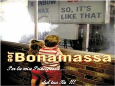 Joe Bonamassa - never say goodbye (+playlist)