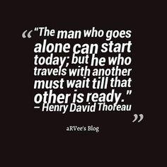 aRVees Blog: Travel Quotes Henry David Thoreau, Travel Quotes, Blog, Blogging