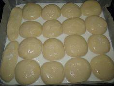 Подъём и выпечка дрожжевого теста в молоке - Скатерть-Самобранка