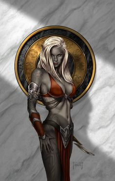 fantasy and science fiction: Bild Fantasy Art Women, Fantasy Characters, Comic Art, Fantasy Artwork, Character Portraits, Fantasy Art, Fantasy Creatures, Art, Dark Fantasy Art