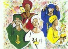 My 5 Heroines My Sisters Keeper, Walk In The Light, Eastern Star, Sistar, Daughter Of God, Daughters, Travel Light, American History, African