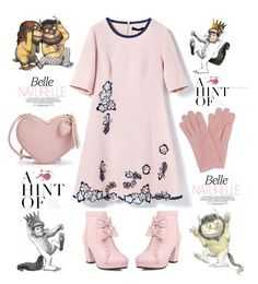 """""""children book"""" by dareenka ❤ liked on Polyvore featuring L.K.Bennett"""