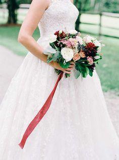 Davids Bridal Wedding Dress - Nikki Santerre Photographer