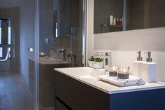 Ultimos proyectos: SANTOÑA #slimEXCLUSIVE #lavabo #TRESGriferia #spain