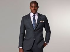 I need a new suit #gray #pinstripe
