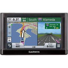nice Garmin nuvi 55 Essential Series 5 Display GPS Navigation System (010-N1198-00) - For Sale