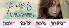 Rosarito! Ya puedes comprar tus boletos de Yuridia en El Malecón Restaurante Bar & Grill en Plaza Pabellón! Más info al 634-36-14  #12denoviembre #yuridiaentijuana