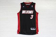 NBA Miami Heats #3 Dwyane Wade Jersey