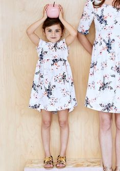 moda infantil stileo Mini Me, Mother And Child, Daughter, High Neck Dress, Summer Dresses, Collection, Children, Fashion, Kids Fashion Blog