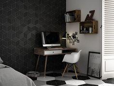 Equipe Ceramicas Rhombus Rhombus-Equipe-9 , olohuone, Keittiö, kylpyhuone, yhteistilat, Keramiikka, Keraaminen graniittilaatta, seinä/lattialaatta, Kiiltävä pinta, Ei rektifioitu reuna