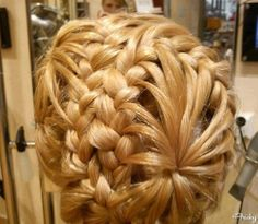 37 Seriously Intense Braided Hairstyles Only Daenerys Targaryen Could Pull Off #braids #hair