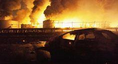 Accident News: Caracas, Venezuela's Amuay Refinery Explodes