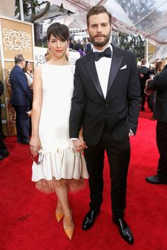 The cutest couples at the golden globes: