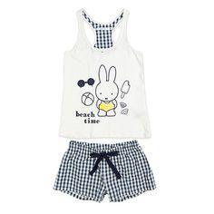 Pijama corto Miffy de algodón. 19,95 €