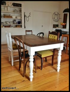 apprentice extrovert: Before And After: Provincial Table