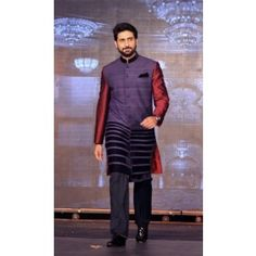 Abhishek Bachchan Sherwani For Happy New Year