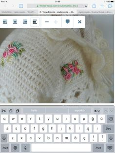Romantic sweater for princeses 18-24 mounts by bycigdem on Etsy