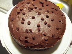 Yummy chocolate cake:)