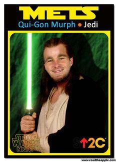 Qui-Gon Murph - Jedi