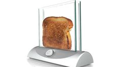 1. Transparent Toaster