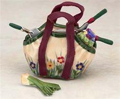 Limoges Gardener's Bag Box The Cottage Shop