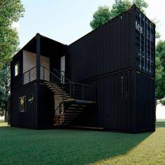 Resultado de imagem para house container luxo