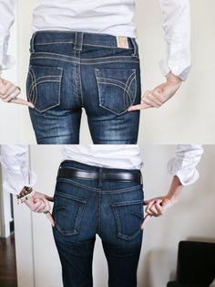 Core Wardrobe How To Buy Jeans and How To Care For Them