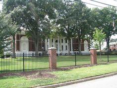 Livingstone College Historic District in Rowan County, North Carolina.