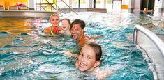 headbild-familie-pool Spa, Fitness, Family Pool, Essen, Keep Fit, Health Fitness, Rogue Fitness, Gymnastics