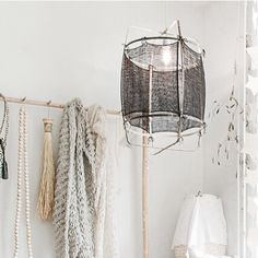 ★ L' Etoile | AY Illuminate lamp & Tine K Home bamboo wardrobe<3
