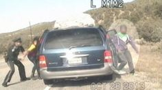 Mom in New Mexico Car Chase Calls Cop 'Terrifying Individual'