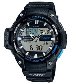 CASIO Mod. SGW-450H-1 Altim. Barom. Therm