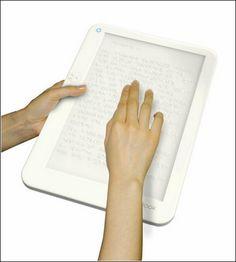 eBook tactile