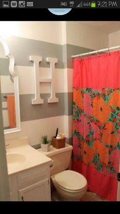 Hems And Haws: Master Bath Of My Dreams (minus The Shower Curtain)
