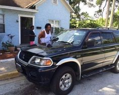 DAYTONA BEACH -- Woman leaves her SUV parked out front all day, then discovers dead stranger inside it. (June 2015)