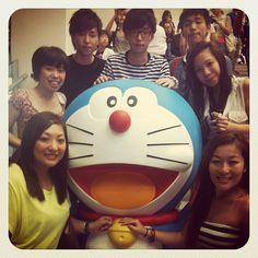 This is da Siu's family:) wod doraemon #family#doraemon#love#life#hkig#relative#cousin - @amandasiu   Webstagram