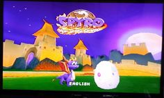 Spyro  Sony PlayStation 1 (PAL)  PS1 -  FREE Postage disk only