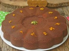 New Cake : Cocoa Cake with Orange, Perfect Pancake Recipe, Cocoa Cake, Easy Cake Recipes, Pancake Recipes, New Cake, Cooking, Breakfast, Desserts, Food