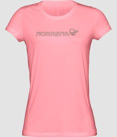 The tech T-Shirt is made of light and very comfortable brushed polyester. It has good moisture transportation. Tech T Shirts, Transportation, T Shirts For Women, Tops, Fashion, Moda, La Mode, Shell Tops, Fasion