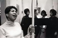 Aretha Franklin and the Sweet Inspirations