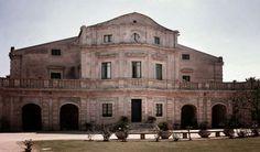 Villa Eleonora Nicolaci in Noto, Sicily: the romantic set of Dolce&Gabbana new perfume commercial
