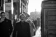London Urban Street Photography by Ronya Galka