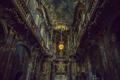 Munich Church by Javier Cortina