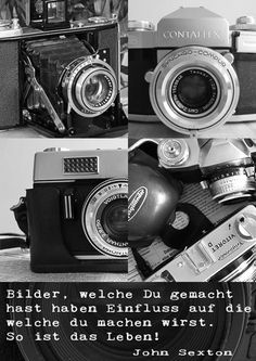 Photo click, alte Kamera, Fotografie, Photography, fotografieren, taking photos, collage, quote, statement, Zitate, Sprüche, quote art