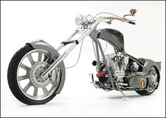 Orange County Choppers Shelby Tribute Bike